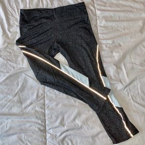 Forever 21 Workout Crop Pants